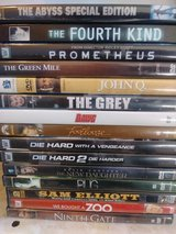 Variety of DVDS #5 in Fairfield, California