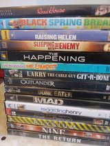 Variety of DVDS #6 in Fairfield, California