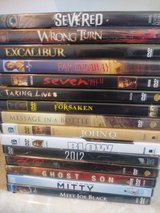 Variety of DVDS #7 in Fairfield, California