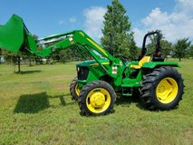 2012 John Deere 5065E 65 HP Loader Tractor in Warner Robins, Georgia
