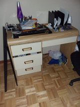 small desk in Orland Park, Illinois