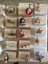 Disney Christmas Tree Ornaments in Camp Lejeune, North Carolina