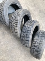 4—205/55R16 Kenda tires / 95% tread left. in Glendale Heights, Illinois