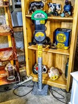 man cave essential parking meter in Cherry Point, North Carolina