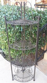 Metal Plant Stand in Lawton, Oklahoma