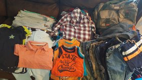 More the 100 pieces boys toddler clothes in Plainfield, Illinois