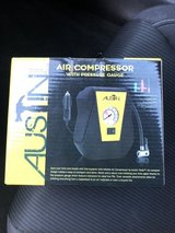 Portable air compressor with guage in Vacaville, California