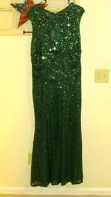 Size 14 Sequin Ball Gown in Hinesville, Georgia