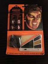 NIP Easy 4 Step Halloween Camouflage Makeup Kit in Camp Lejeune, North Carolina