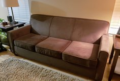 Brown Couch in Westmont, Illinois