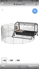 Guinea Pig or Small Animal Cage in San Clemente, California