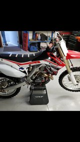 Honda CRF 450R in Fort Lewis, Washington