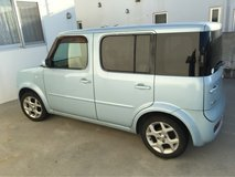 2004 Nissan Cube in Okinawa, Japan