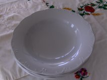 Villeroy and boch 4 large spaghetti plates in Stuttgart, GE
