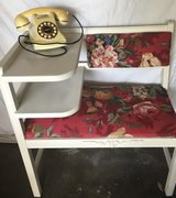 Telephone Table /Chair in Travis AFB, California