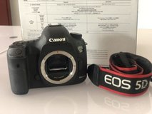 Canon EOS 5D Mark III like new in Ramstein, Germany