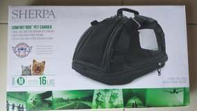 New SHERPA Comfort Ride Pet Carrier in Ramstein, Germany