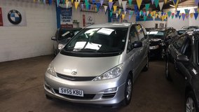 ### VALUE ### 2005  TOYOTA PREVIA in Lakenheath, UK