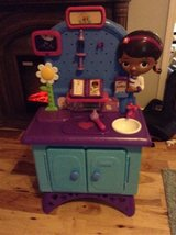 Doc McStuffins play set in Clarksville, Tennessee