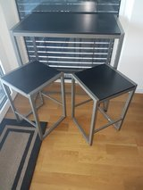 Bar Table Set (Must Pick Up by 21 October) in Stuttgart, GE
