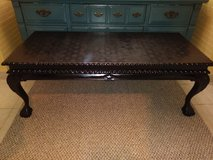 Victorian Gothic coffee table in Spring, Texas