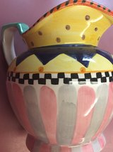 Beautiful Pottery Water Pitcher in Fort Knox, Kentucky