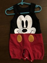 mickey clothes and cap in Okinawa, Japan