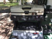 Grill Cooler Combo Setup in Leesville, Louisiana