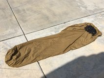 USGI Military USMC Improved GORETEX BIVY COVER 3 Season Coyote Brown VGC in Camp Pendleton, California