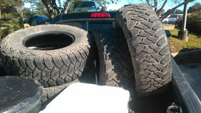Kenda klever mud tires in Fort Polk, Louisiana