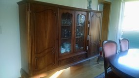 French china cabinet in Wiesbaden, GE