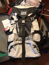Coleman max elate 65L backpack in Naperville, Illinois