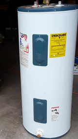 Electric hot water geater in Fort Leonard Wood, Missouri