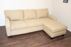 Sectional Sofa- Mustard yellow in Spring, Texas