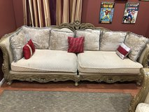 Sofa and sofa chair in Baytown, Texas