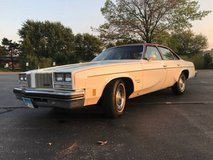 1977 Oldsmobile Cutlass Supreme (Brougham) 69k org miles Classic! - $4100 O.B.O. in Glendale Heights, Illinois