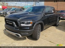 2019 Ram 1500 Crew Cab Rebel V8 in Spangdahlem, Germany