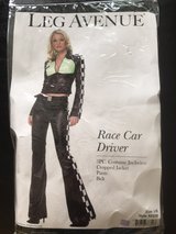 Women's Halloween Costume - Race Car Driver in Glendale Heights, Illinois