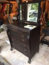 Mahogany dresser in Chicago, Illinois