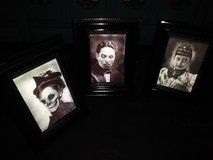 Halloween picture frames in The Woodlands, Texas