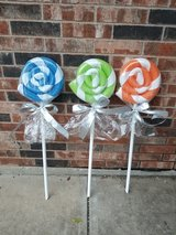 lollipops holiday decorating in Lawton, Oklahoma
