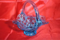 GLASSWARE: Blue and Clear, Glass and Crystal Candy Dishes in Phoenix, Arizona