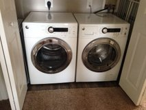 Washer and dryer in Jacksonville, Florida
