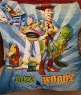 Toy story toddler bed set in Shorewood, Illinois