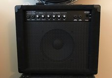 Bass Guitar Amplifier in Naperville, Illinois