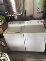 GE he washer & dryer in Las Cruces, New Mexico