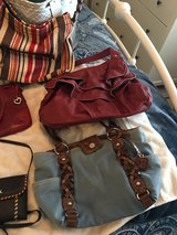 7 Purses/Good Condition/Several New in Camp Pendleton, California