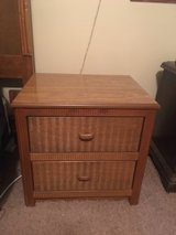 Wooden Nightstand in Fort Rucker, Alabama