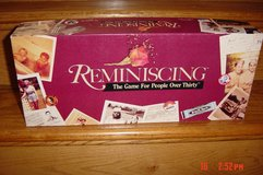 Reminiscing, The Game for People Over Thirty in Orland Park, Illinois