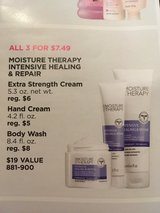 Avon moisture therapy lotion in DeRidder, Louisiana
